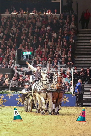 Olympia - The London International Horse Show 2017
