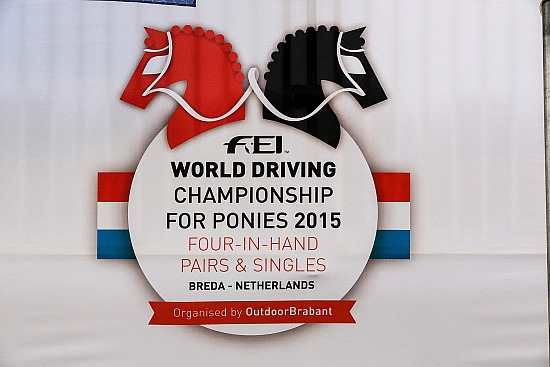 FEI World Pony Driving Championships 2015